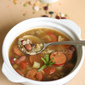 Mixed Beans Soup - My Healthy Diet