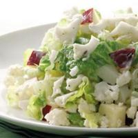 Weight Watchers Chopped Cauliflower Salad