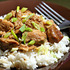 Slow cooker recipe for Filipino chicken adobo