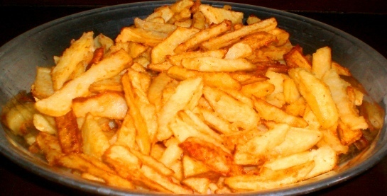QUICK FRENCH FRIES Recipe by MARIA - CookEatShare