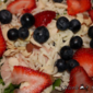 Berry Blasted Chicken Salad (Healthy Options)