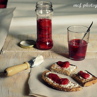 Strawberry Conserve Recipe