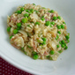 Gammon and Pea Risotto
