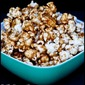 Clean Eating Caramel Popcorn