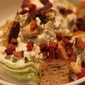 The most time consuming wedge salad ever - Try it!