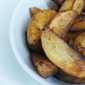 Rock Salted Potato Wedges