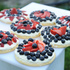 Red, White and Blueberry Cookie Tarts – An Easy Festive Dessert for Your Patriotic Fourth of July Feast