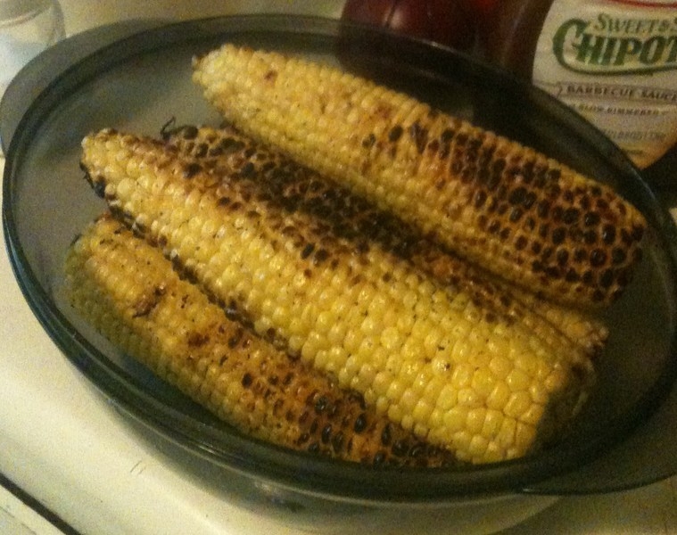 Grilled Corn on the Cob Recipe by Jennifer - CookEatShare