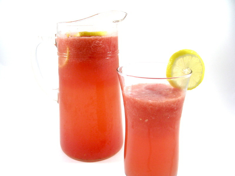 Homemade Watermelon Lemonade, the Perfect Summer Sipper… Recipe by ...