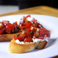 Summer Bruschetta & A Giveaway!