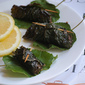 Lamb-Stuffed Mulberry Leaves