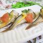 Brisling Sardines Olive Oil, Lemon, Tomato Dressing