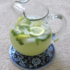 Recipe #132: Refreshing Homemade Lemonade with Fresh Mint & Lemon Slices