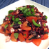 Recipe #215: Beet Greens & Tomato Salad