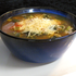 Recipe #254: Tomato-Basil Soup with Swiss Chard, Kale, & Baby Spinach