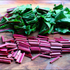 Recipe #92: Spaghetti with Beet Greens