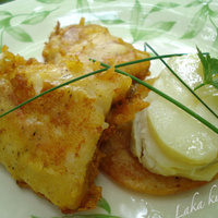 Image of Aromatic Perch Fillets Recipe, Cook Eat Share