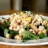 Lemon, Tuna, and Chickpea Salad