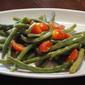 Green Beans with Fish Sauce Vinaigrette