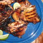 Tequila-Glazed Grilled Chicken Thighs from Cooking Light Magazine, June 2011
