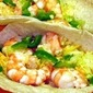 Spicy Shrimp Tacos w/ Pineapple Salsa and Remoulade Sauce + Holiday Fun