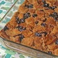 Gluten free Rudi's inspired Cherry and Orange Bread Pudding
