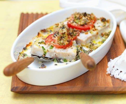 gratin de poisson recipe by claire cookeatshare. Black Bedroom Furniture Sets. Home Design Ideas