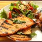 Bobby Flay's Grilled Sweet Potatoes with Lime and Cilantro