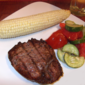 Joyeux Le Quatorze Juillet! ~ Celebrate with Super-Crusty Grilled Steaks from Cook's Illustrated Summer Grilling, 2011