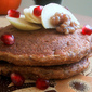 organic wheat pancake recipes by Melanie pais