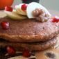 organic wheat pancake recipes by Melanie pais