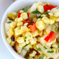 Confetti Corn Salad - Secret Recipe Club