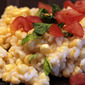 Summer Corn Risotto with Basil
