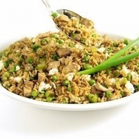 Skinnylightful Chicken Fried Rice