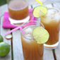 Rum Punch Recipe with Ginger Beer & Pineapple Juice