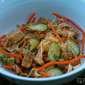 Tuesday: Vegetarian Rice Noodle Salad