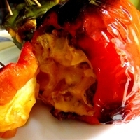 Stuffed peppers - Traditional style