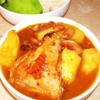 Traditional Dominican Food