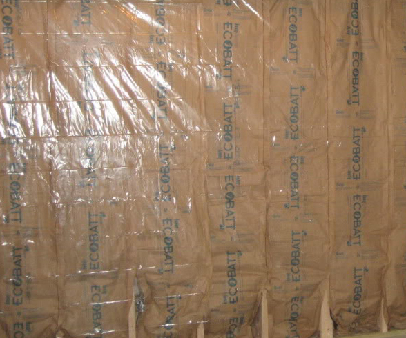 Moisture Inside Vapor Barrier For A New Construction: What Happens When You Put A Plastic Vapor Barrier In Your Wall?