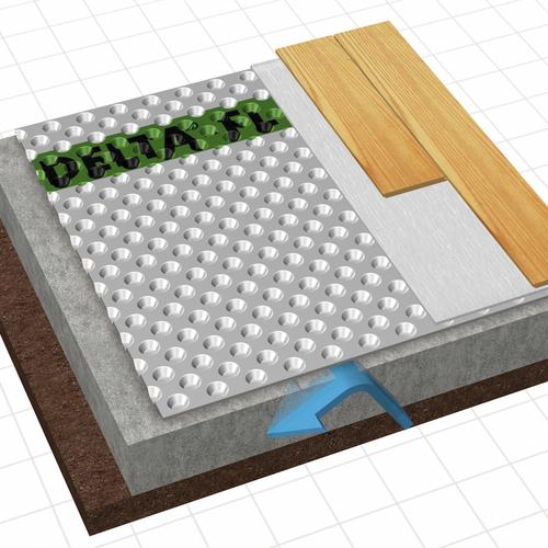 Basement Floor Is Damp: Fixing A Wet Basement