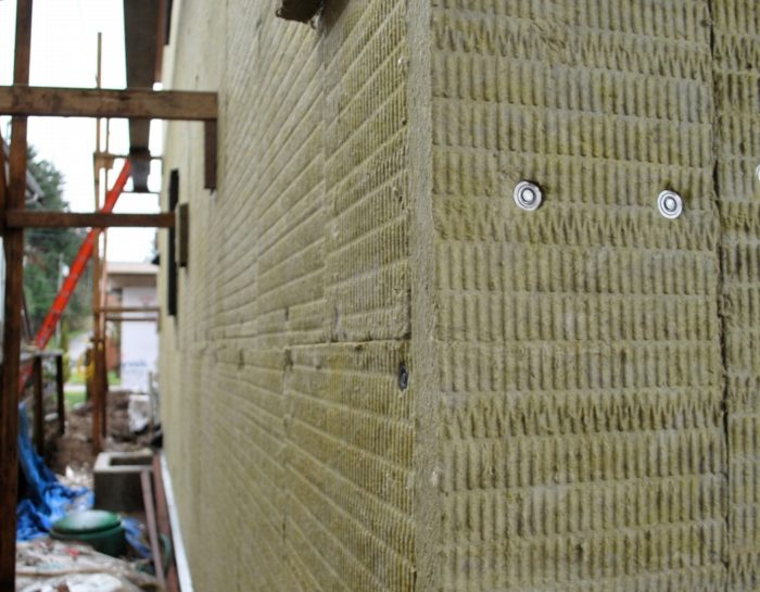 Mineral wool boardstock insulation gains ground - Icon exterior building solutions ...