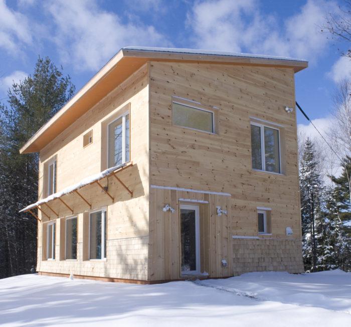 Cold-Climate Passivhaus Construction Costs
