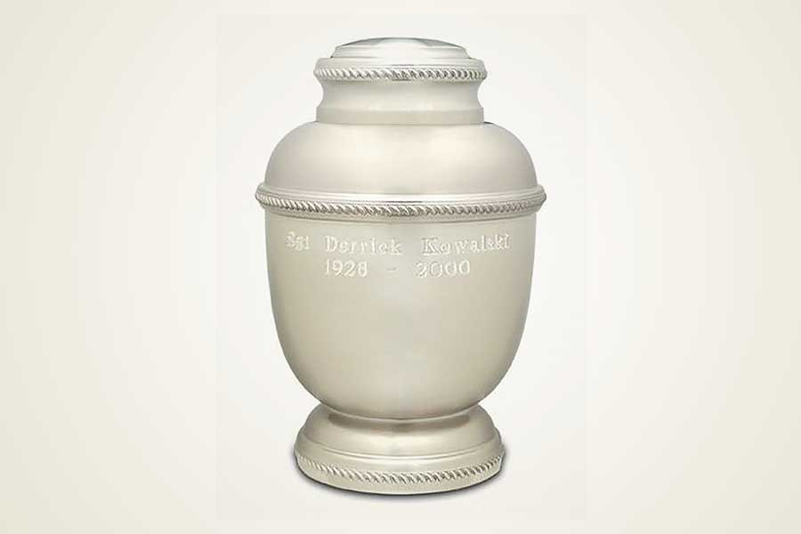 Arlington Pewter Urns