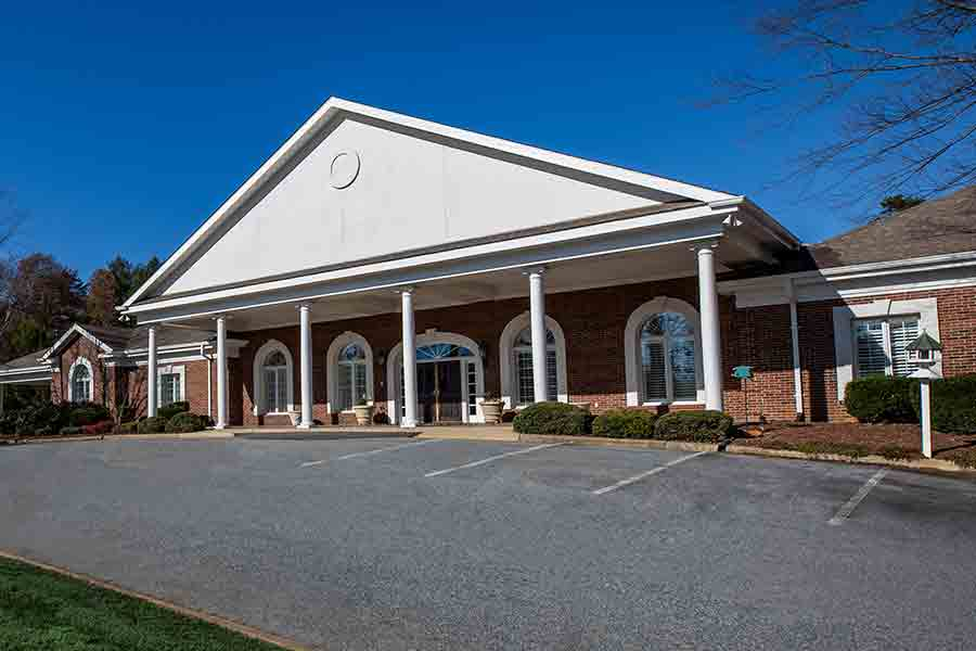 Groce Funeral Home in Lake Julian, NC