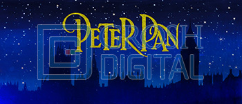 Peter Pan Show Curtain