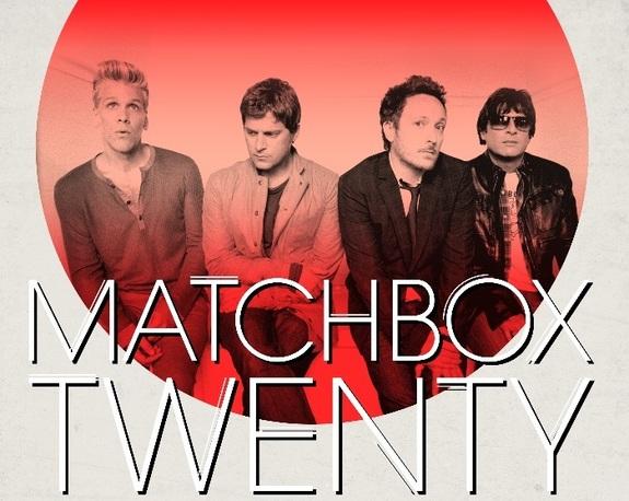 Resultado de imagen de Matchbox Twenty