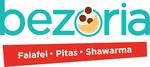 Bezoria logo blue