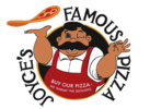 Joyces famous pizza