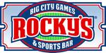 Rockys ticket logo
