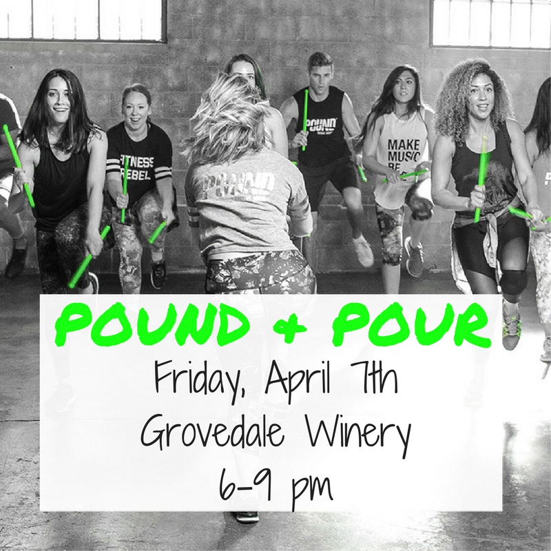 Pound & Pour @ Grovedale